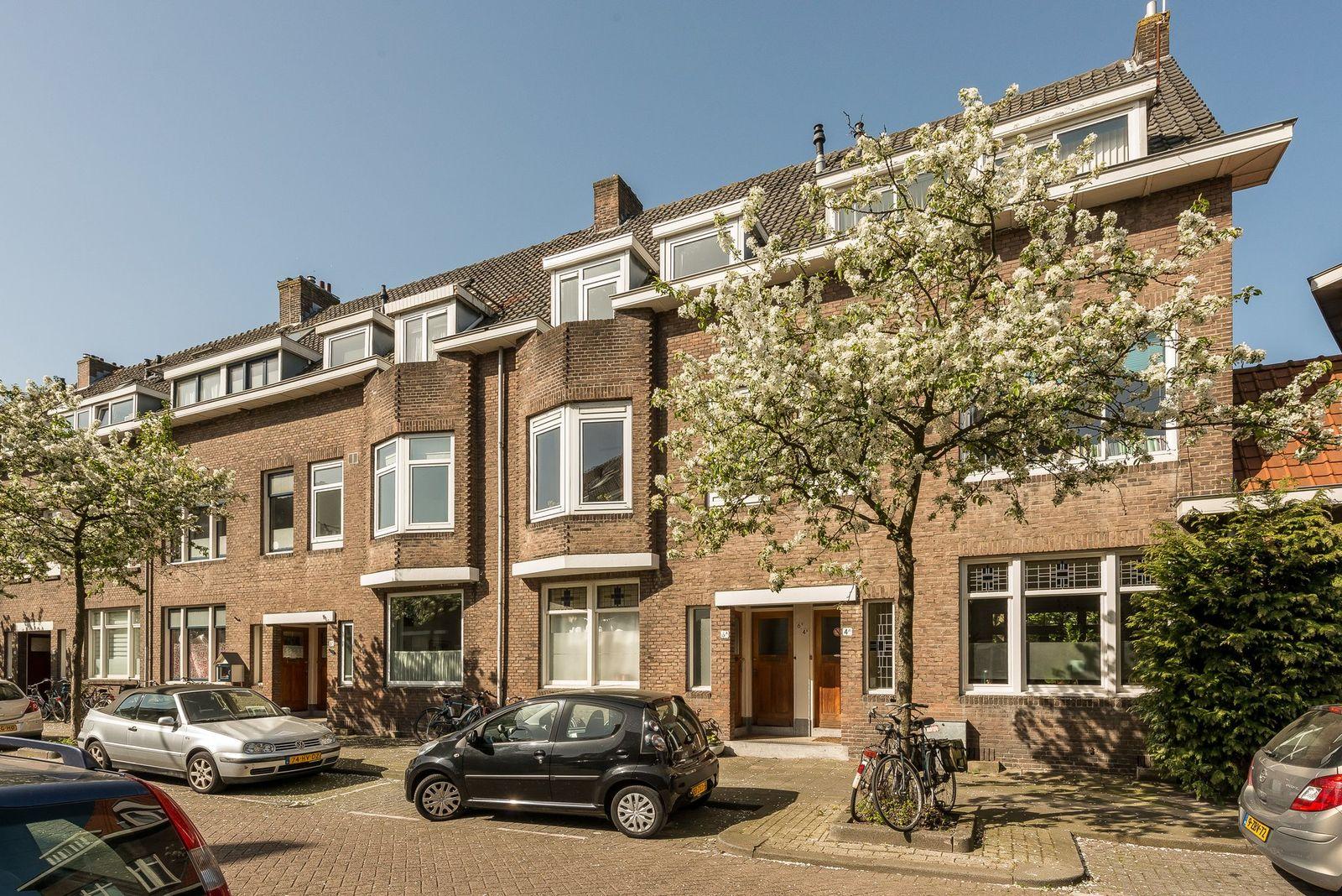 Jan Willem Frisostraat 6-B, Rotterdam