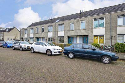 J.G. Suurhoffstraat 8, Amsterdam