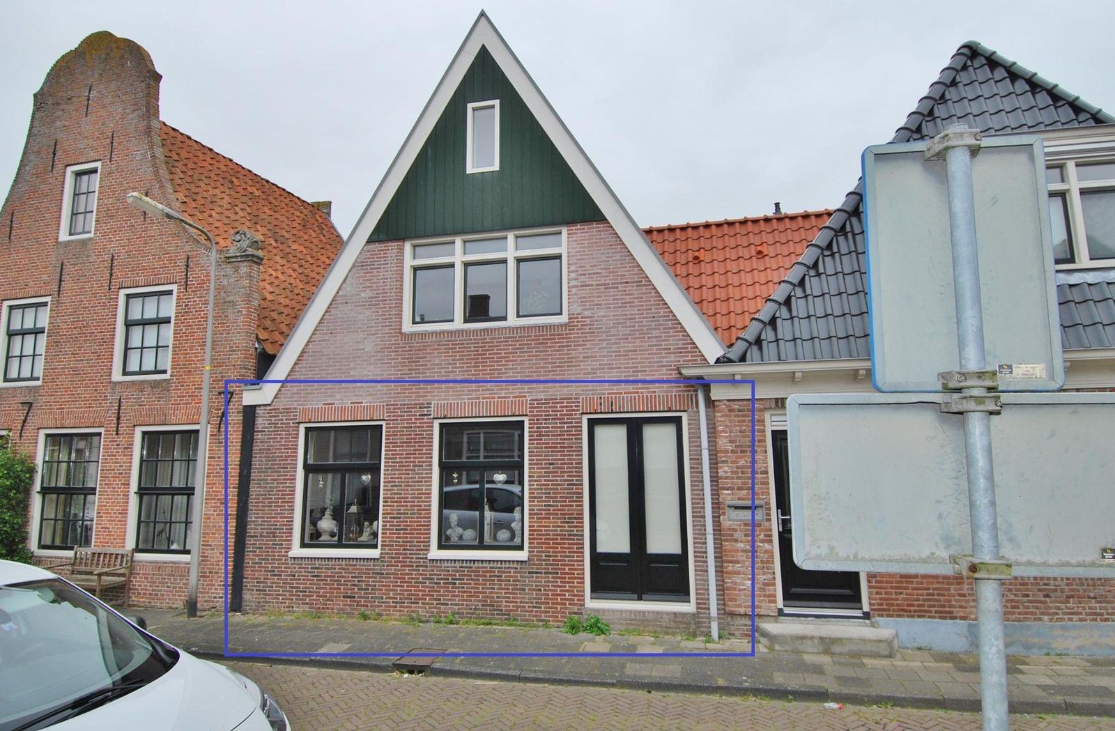 Middenstraat 7, Makkum
