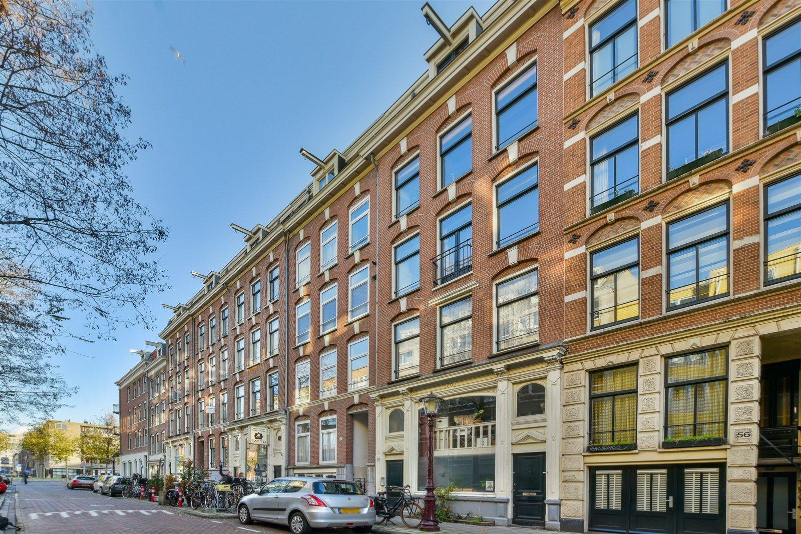 Blasiusstraat 58-2, Amsterdam