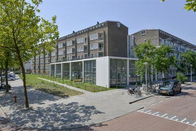 Goeman Borgesiusstraat 4F, Amsterdam