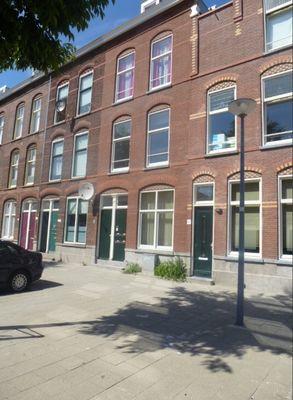 Frans Bekkerstraat, Rotterdam