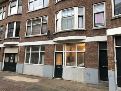 Burgemeester Meineszstraat, Rotterdam