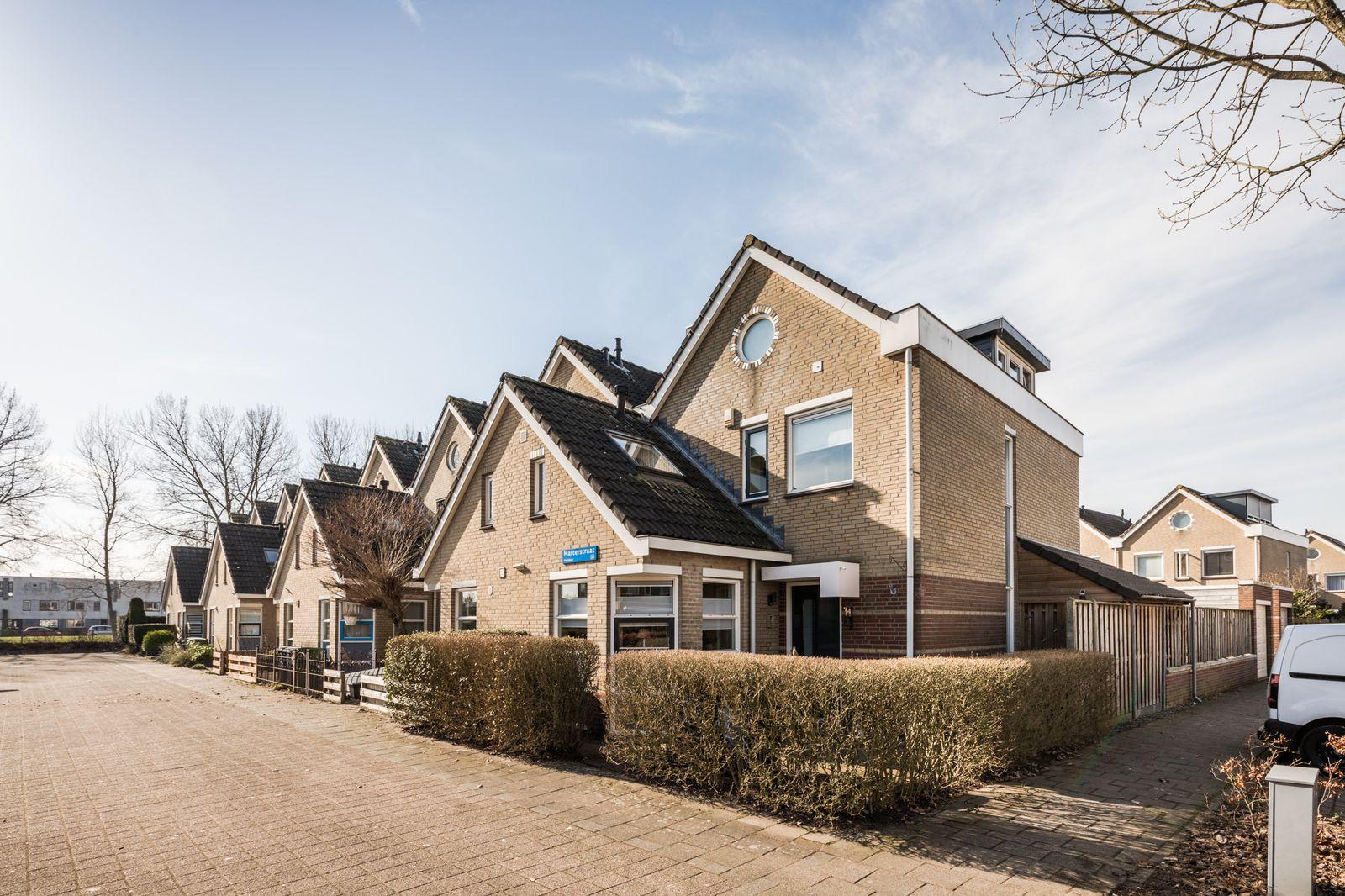 Marterstraat 2, Almere