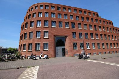 P. Hans Frankfurthersingel, Amsterdam