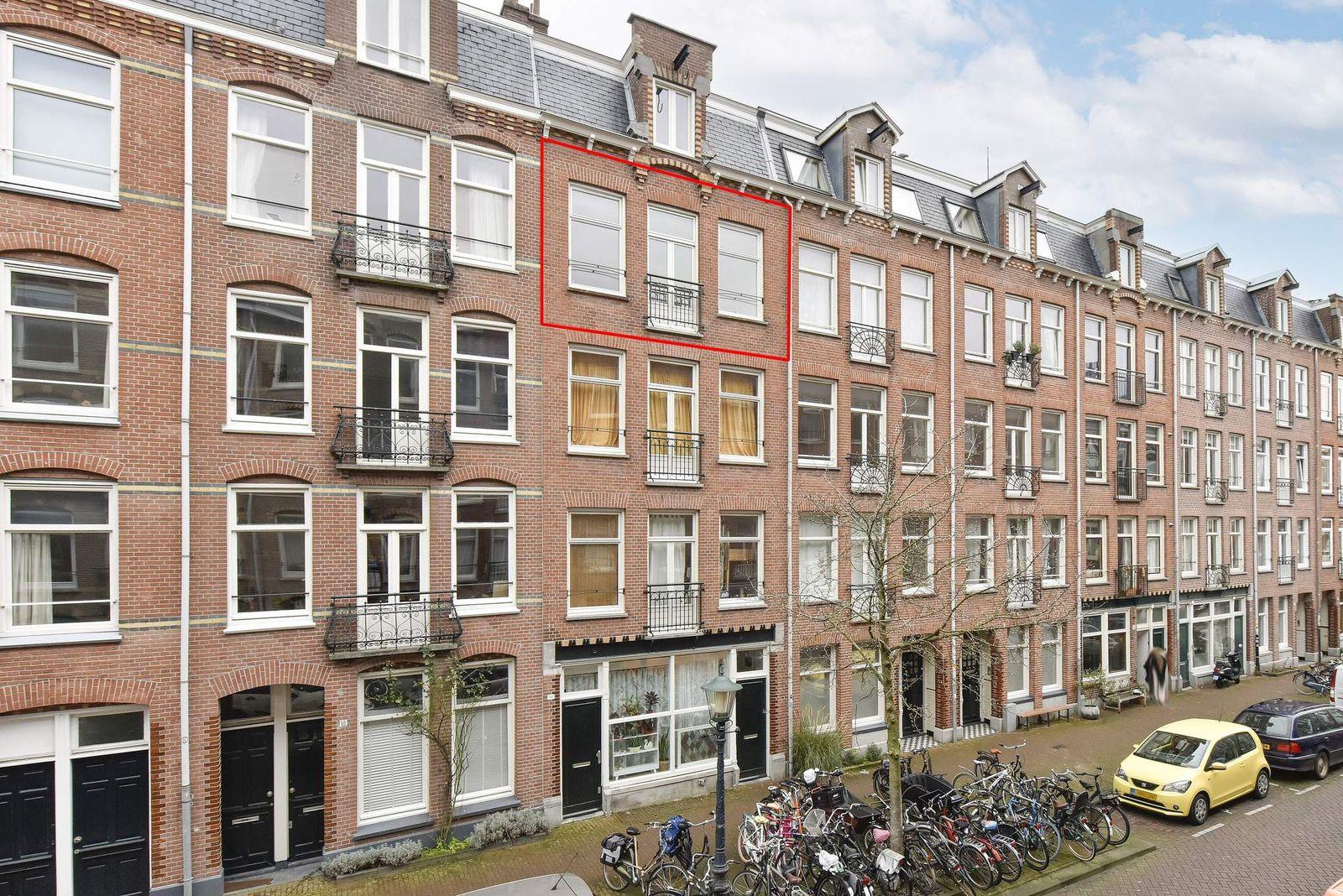 Bentinckstraat 58-3, Amsterdam