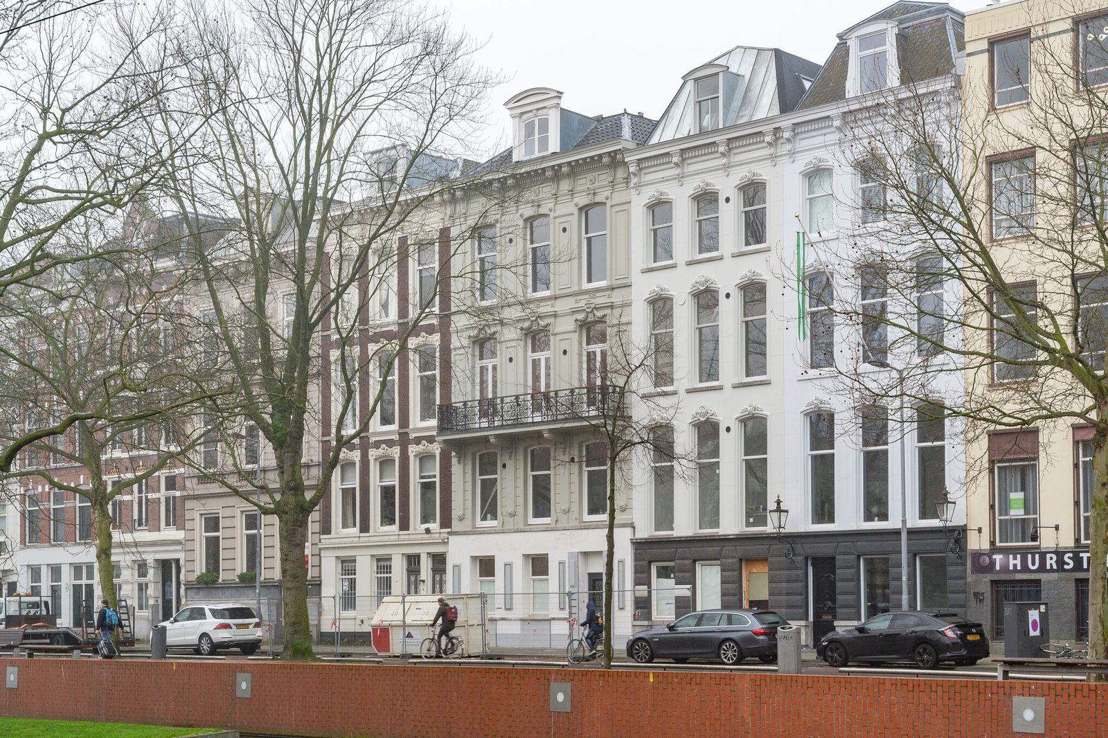 Westersingel 22-C, Rotterdam