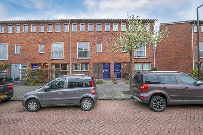 Wim Schuhmacherhof 11, Rotterdam