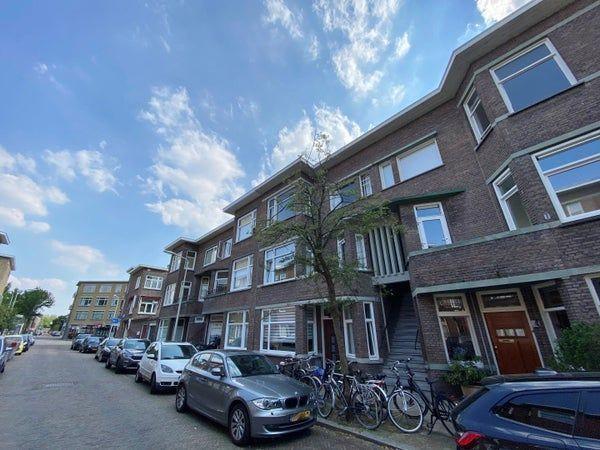 Cornelis van der Lijnstraat, Den Haag