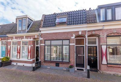 Wilhelminastraat 14, Den Helder