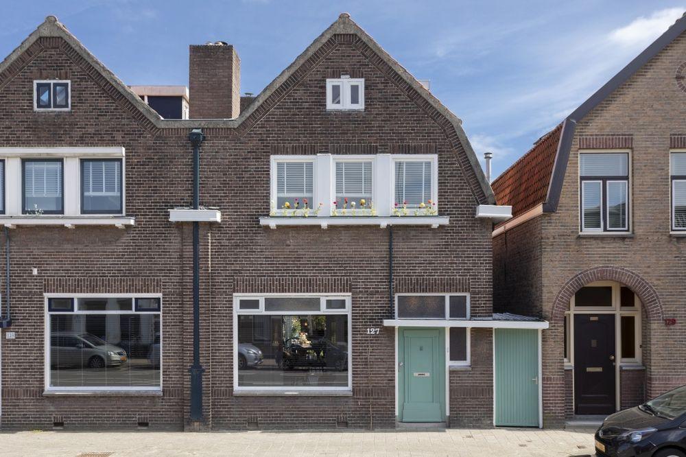 Haagweg 127, Breda