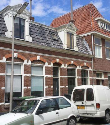 Achter de Hoven, Leeuwarden