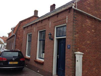 Zuiddijkstraat 28, Brouwershaven