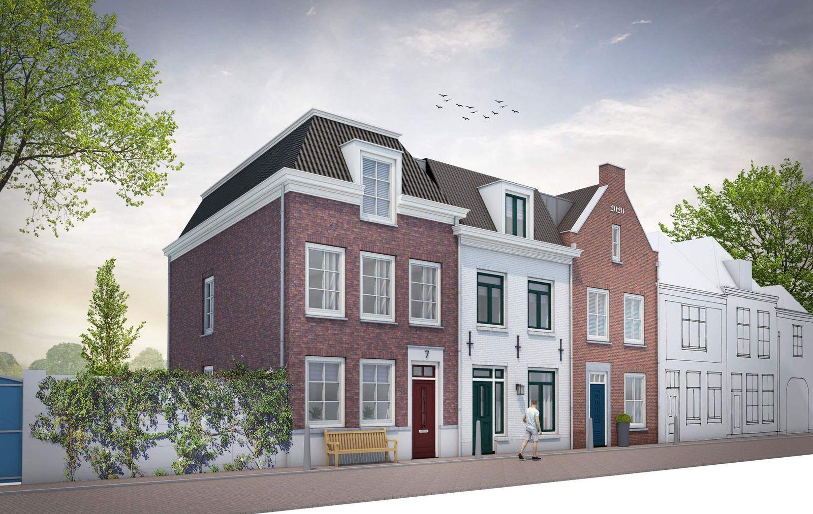 Kerkstraat 7-b, Zaltbommel
