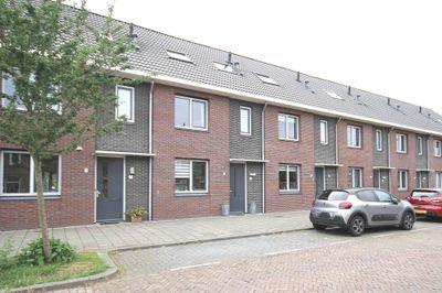 W.J. Bossenbroekstraat 5, Utrecht