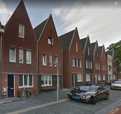 Begoniastraat, Enschede