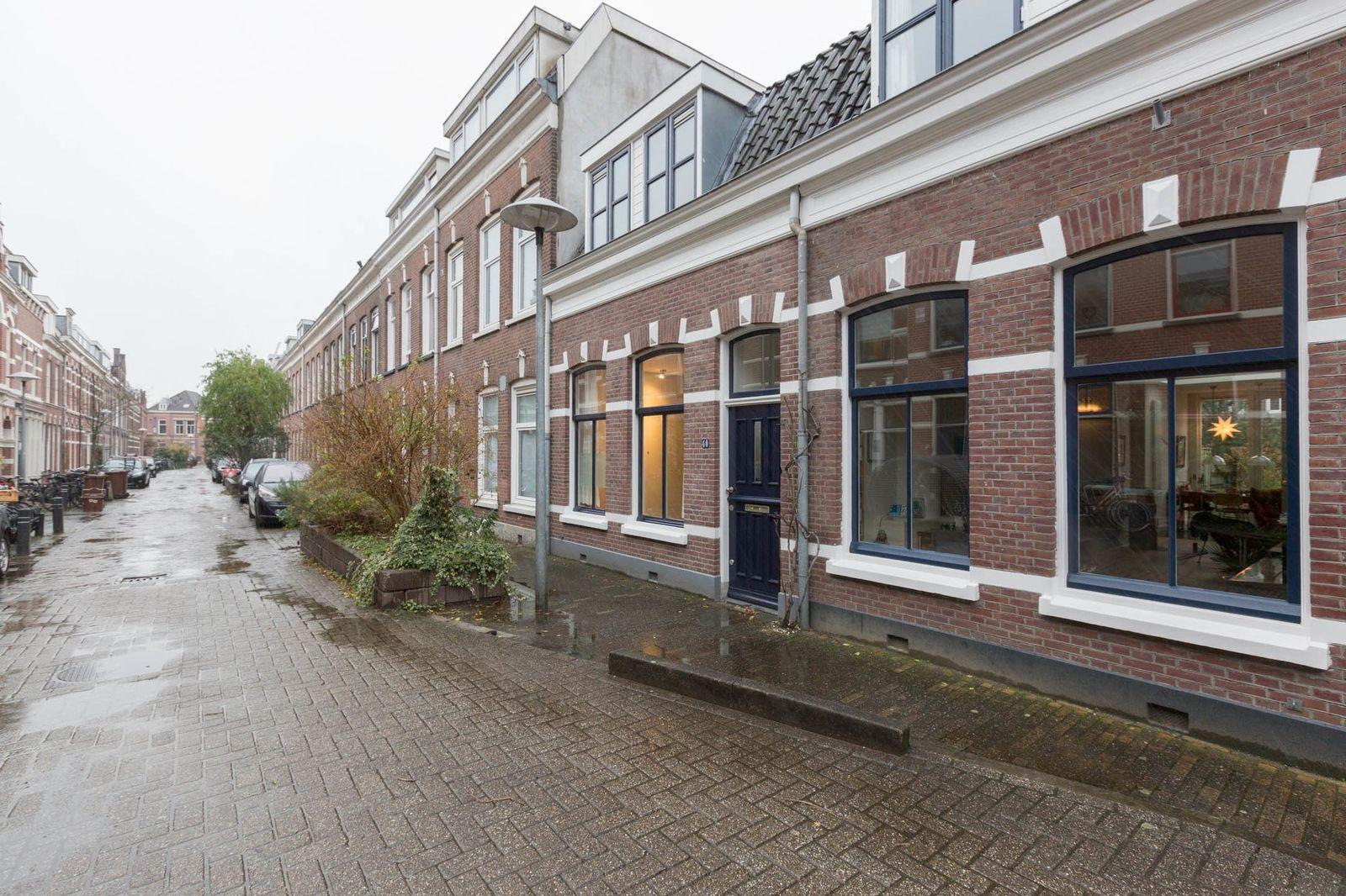 Kievitdwarsstraat 40, Utrecht