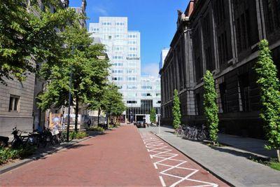 Halvemaanpassage, Rotterdam