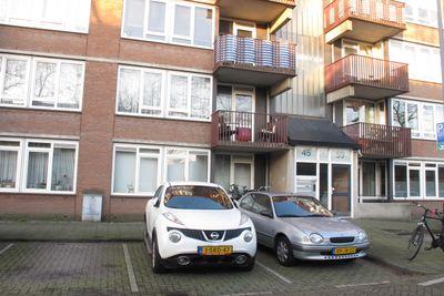 Japarastraat 45-BN, Rotterdam