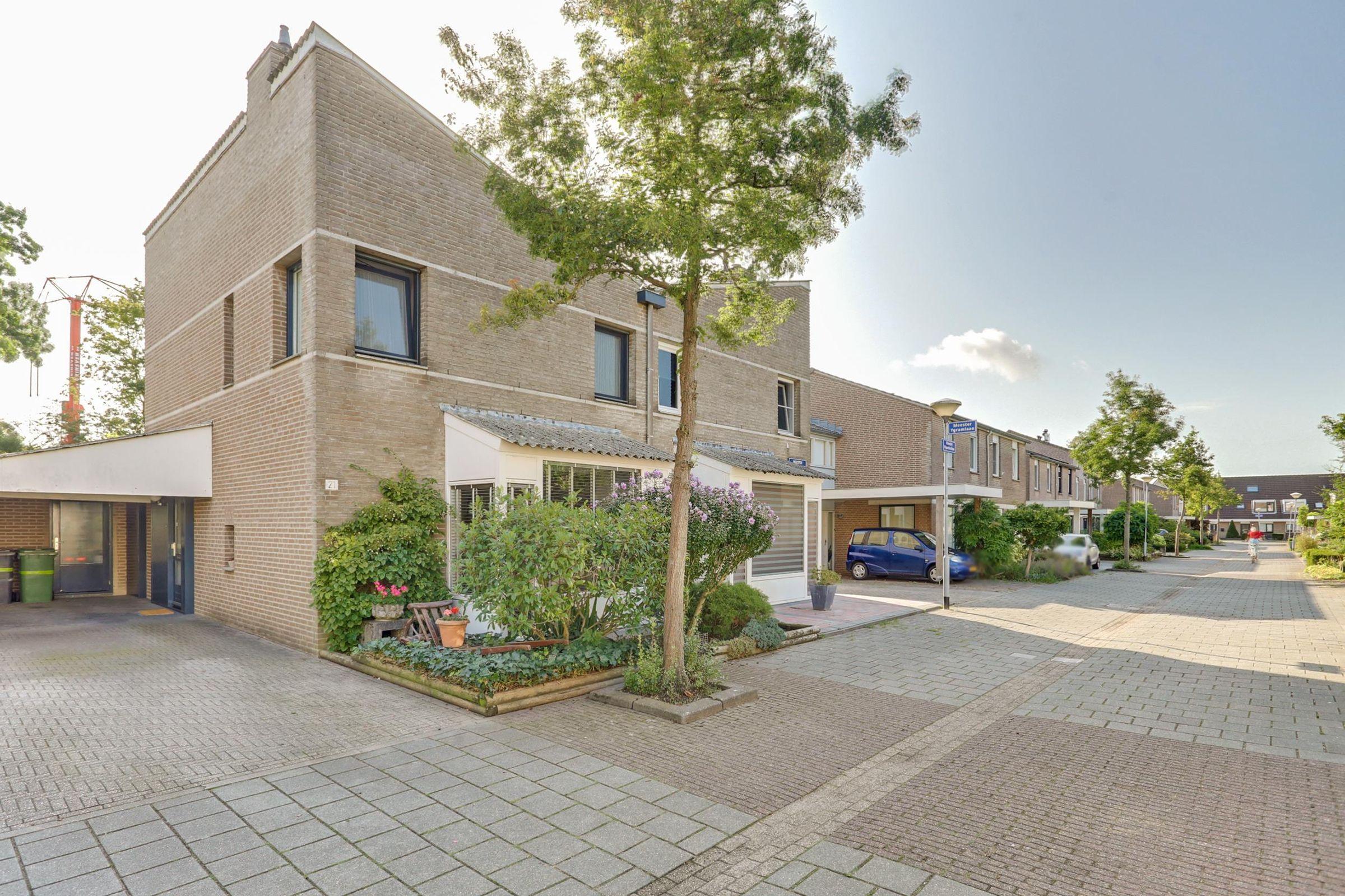 Meester Piparduslaan 21, 's-Hertogenbosch