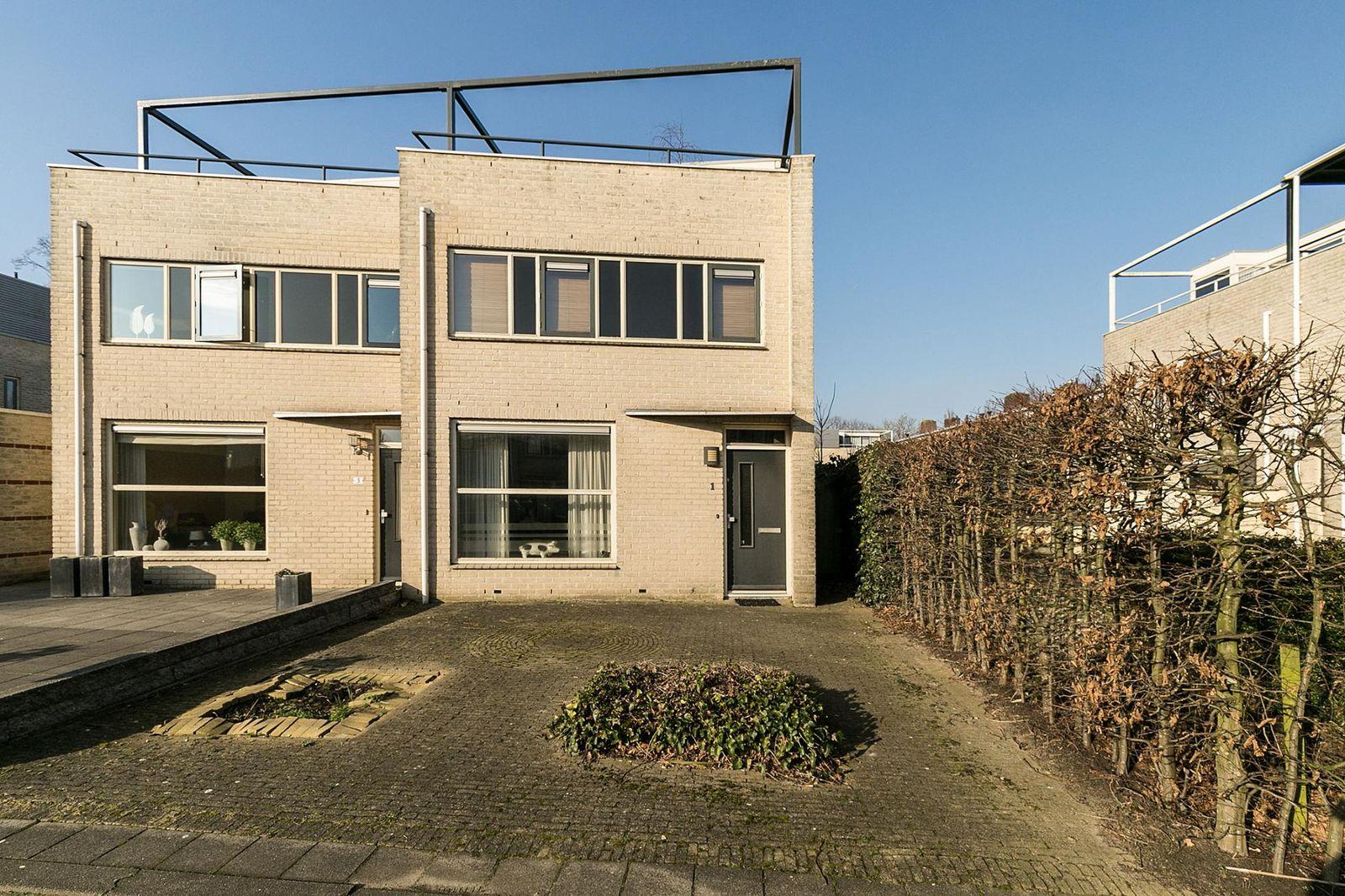 Vermeerstraat 1, Goes