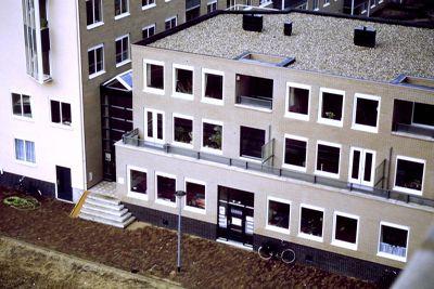 Wilhelmina Blombergplein 21, Amsterdam
