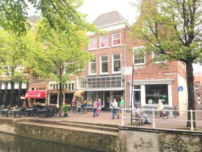 Halsteeg, Delft