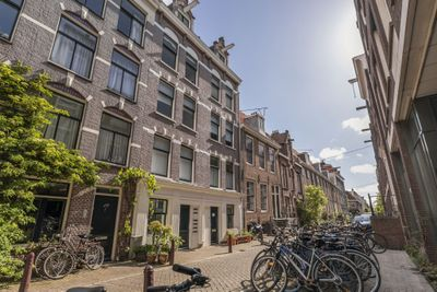 Derde Weteringdwarsstraat 21G, Amsterdam