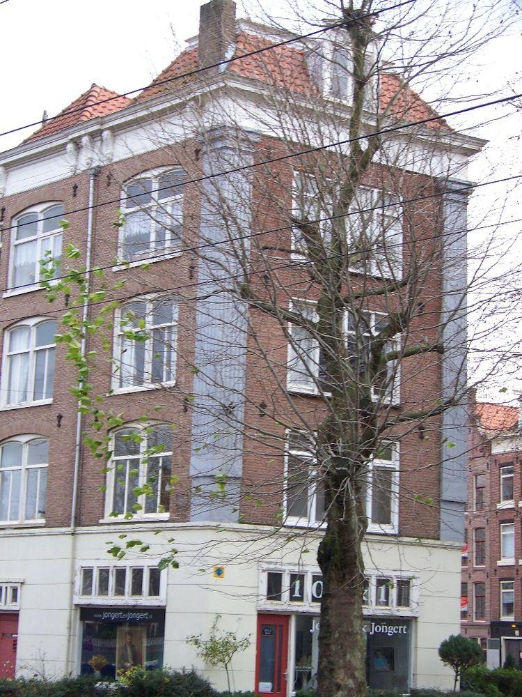 Mauritskade, Amsterdam