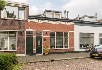 Wilhelminastraat 37, Vlaardingen