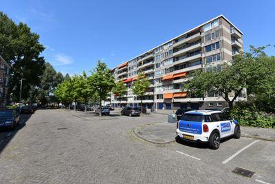 Aernt Bruunstraat, Rotterdam