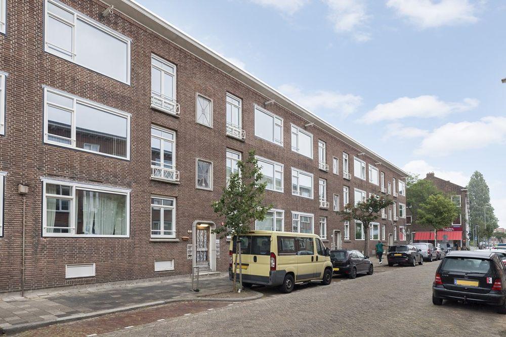 Buizerdstraat 9C, Rotterdam