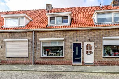 Jan Steenstraat 14, Sliedrecht