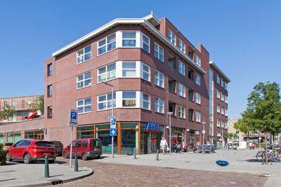 Ebenhaëzerstraat, Rotterdam