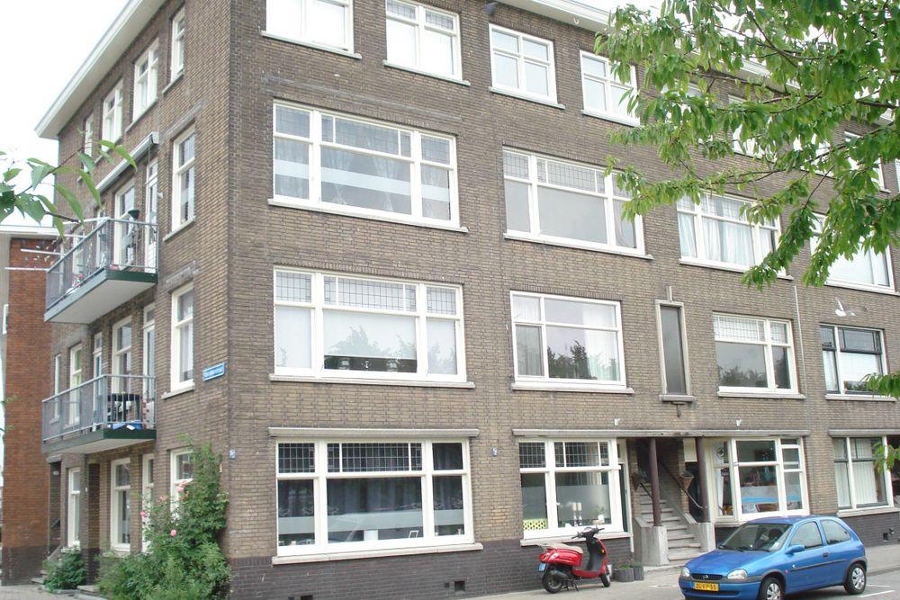 West-Varkenoordseweg, Rotterdam