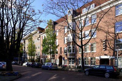 Argonautenstraat 54huis, Amsterdam