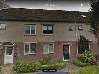 Nat King Colestraat, Almere