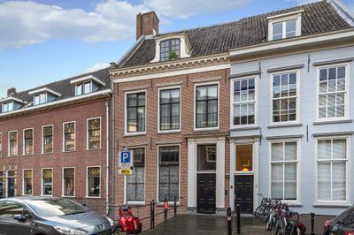 Kromme Nieuwegracht 33-a, Utrecht
