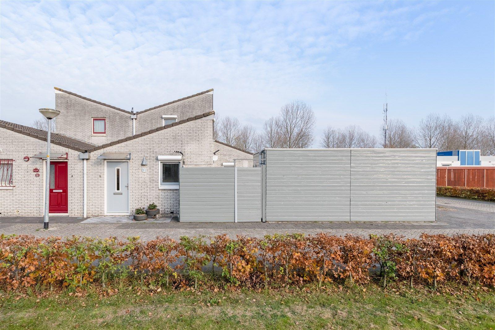 P. Verhagenstraat 31, Almere