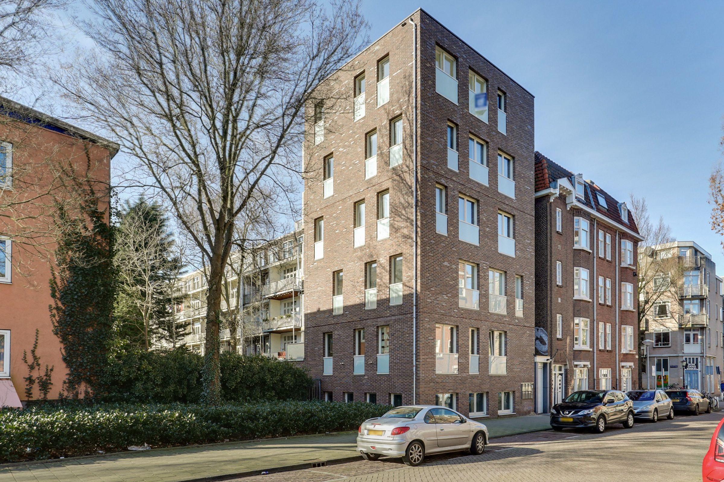 Eikenweg 74F, Amsterdam