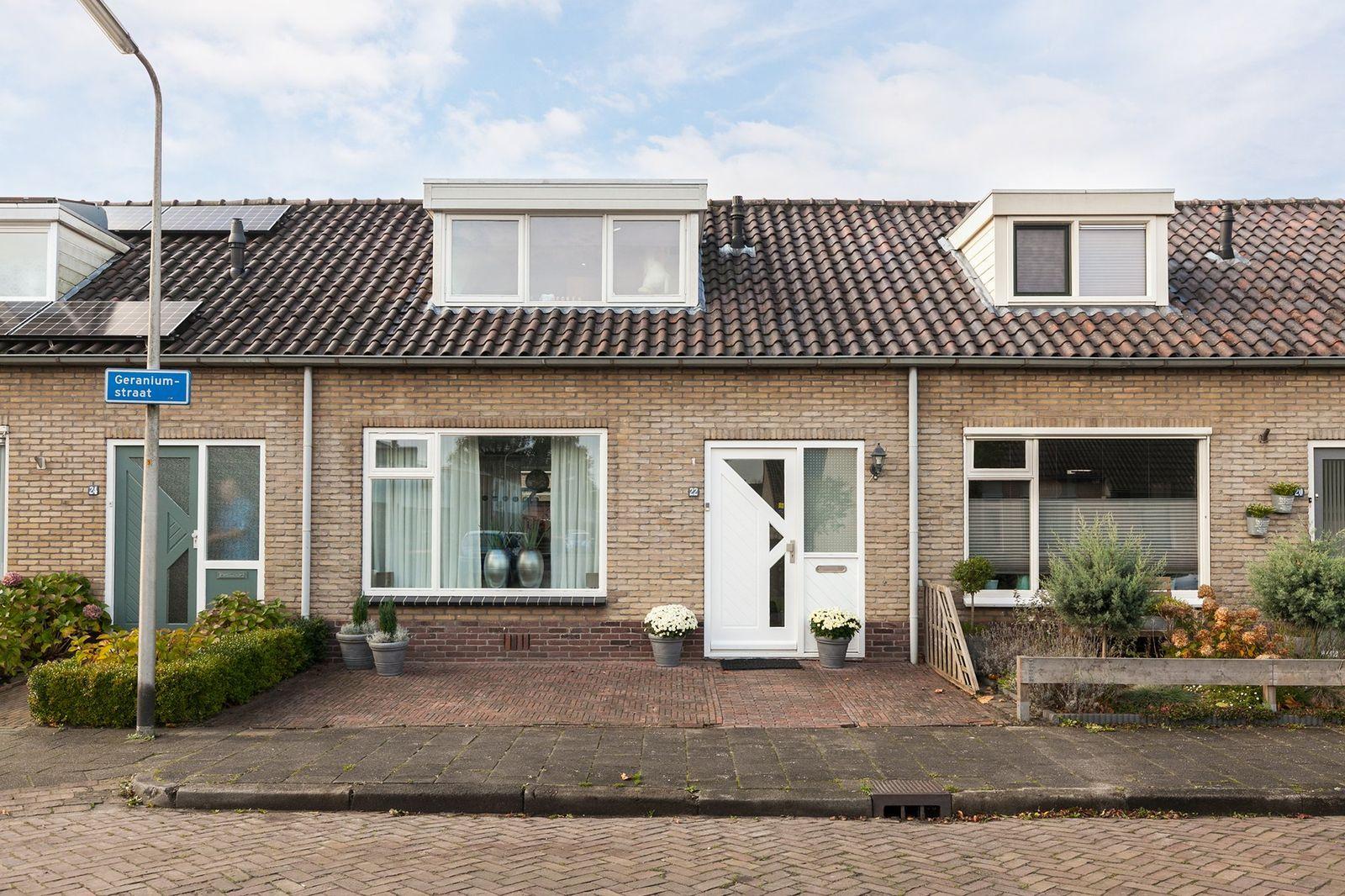 Geraniumstraat 22, Hoogeveen