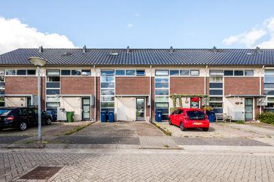 Kick Wilstraplantsoen 20, Almere