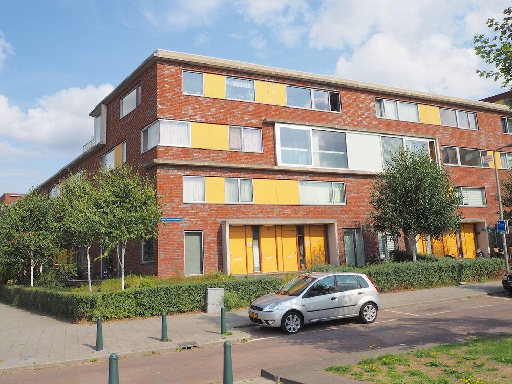 De Genestetplein 3, Rotterdam