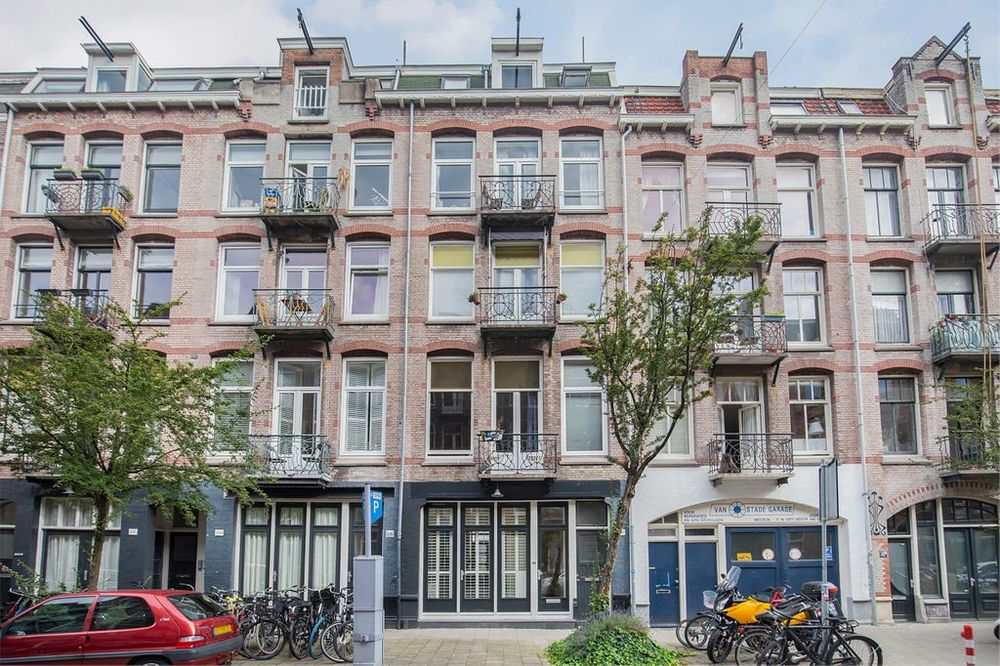 Rustenburgerstraat 346-H, Amsterdam