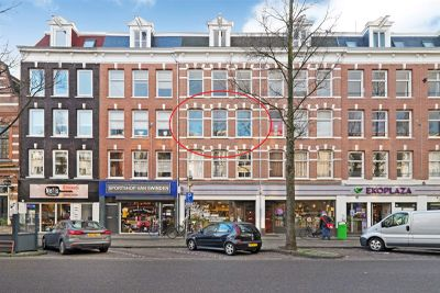Eerste Van Swindenstraat 36-2, Amsterdam