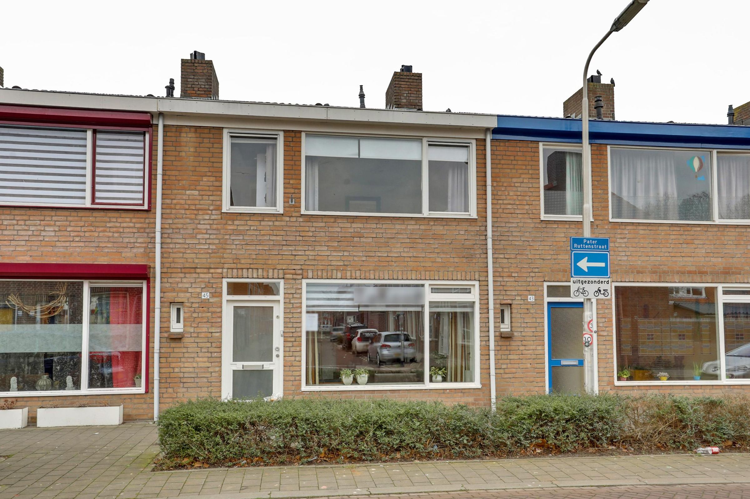 Pater Ruttenstraat 45, Tilburg