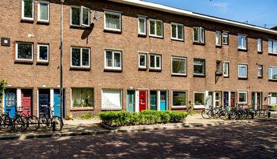 Keulsekade 105, Utrecht