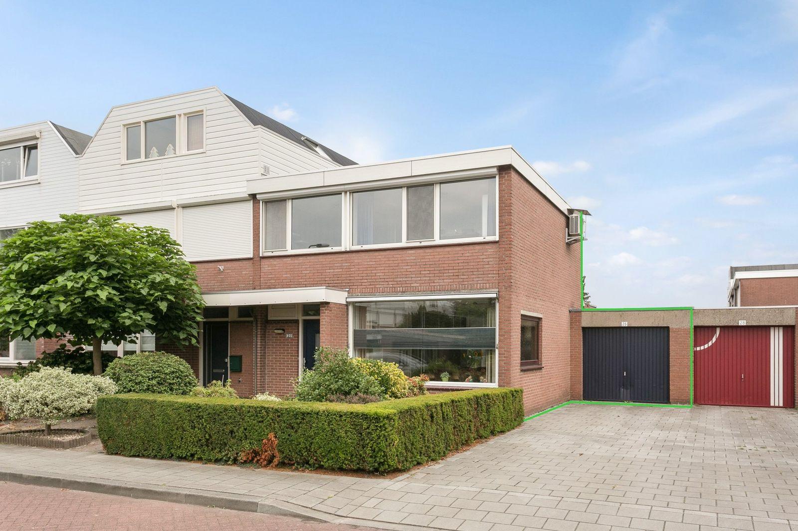 Petrus van Schendelstraat 24, Rosmalen