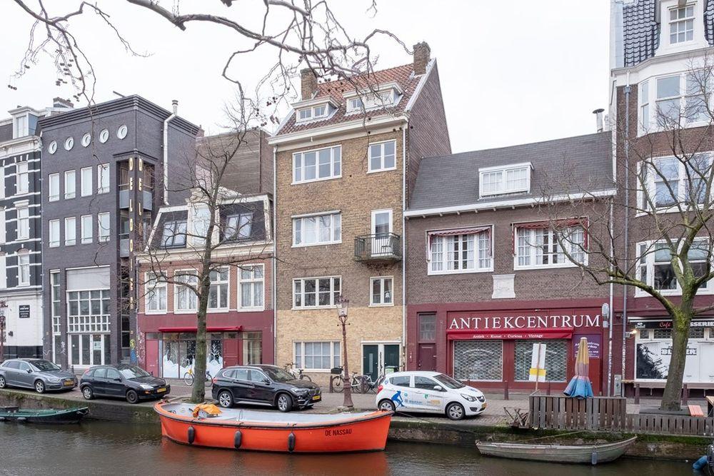 Lijnbaansgracht 188HS, Amsterdam