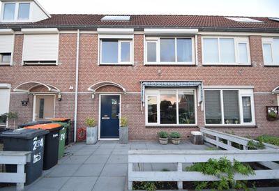 Marga Klompélaan 24, Beverwijk